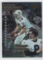Steve Young, Kerry Collins, Dan Marino, Mark Brunell