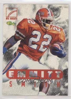 1996 Classic NFL Rookies - [Base] #75 - Emmitt Smith [EXtoNM]