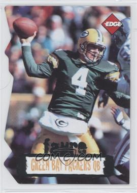 1996 Collector's Edge - [Base] - Die-Cut #82 - Brett Favre /2500
