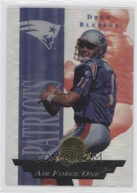 1996 Collector's Edge President's Reserve - Air Force One #20 - Drew Bledsoe /2500