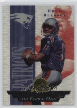 1996 Collector's Edge President's Reserve - Air Force One #20.1 - Drew Bledsoe /2500