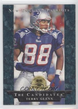 1996 Collector's Edge President's Reserve - The Candidates #18 - Terry Glenn