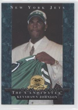 1996 Collector's Edge President's Reserve - The Candidates #22 - Keyshawn Johnson