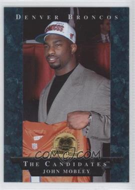 1996 Collector's Edge President's Reserve - The Candidates #9 - John Mobley