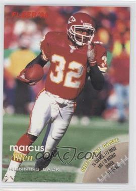 1996 Fleer Shell FACT - [Base] #16 - Marcus Allen