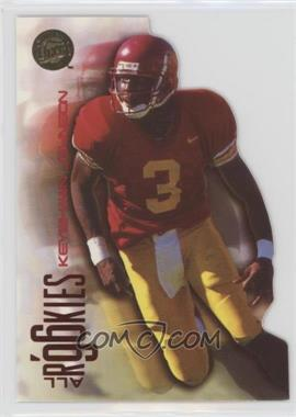1996 Fleer Ultra - All Rookies #6 - Keyshawn Johnson
