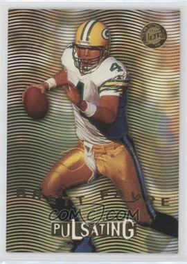 1996 Fleer Ultra - Pulsating #2 - Brett Favre