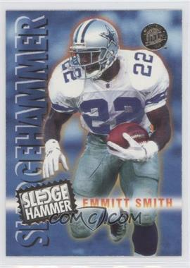1996 Fleer Ultra - Sledgehammer #9 - Emmitt Smith