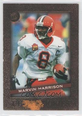 1996 Fleer Ultra - Ultra Rookies #13 - Marvin Harrison