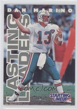 1996 Kenner Starting Lineup - [???] #DAMA - Dan Marino
