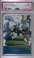 Cortez Kennedy [PSA 10 GEM MT]