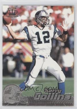 1996 Pacific Crown Collection - [Base] - Silver #71 - Kerry Collins