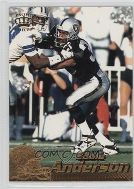 1996 Pacific Crown Collection - [Base] #324 - Eddie Anderson