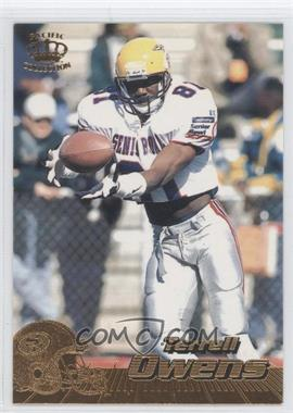 1996 Pacific Crown Collection - [Base] #381 - Terrell Owens