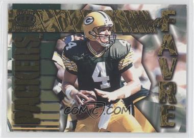 1996 Pacific Crown Collection - Gems of the Crown #GC-23 - Brett Favre