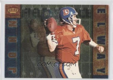 1996 Pacific Crown Royale - Field Force #FF-8 - John Elway
