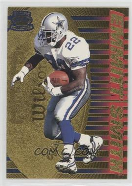 1996 Pacific Dynagon - [Base] #P-39 - Emmitt Smith