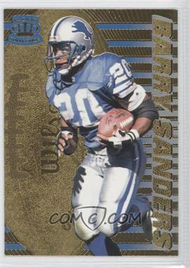 1996 Pacific Dynagon - [Base] #P-48 - Barry Sanders