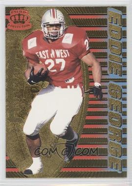 1996 Pacific Dynagon - [Base] #P-55 - Eddie George
