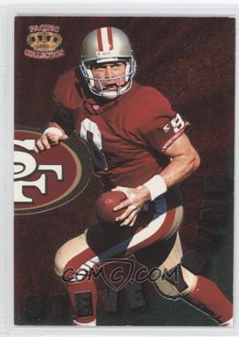 1996 Pacific Dynagon - Dynagon Duos #DD-14 - Steve Young