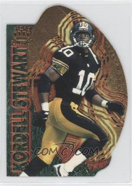 1996 Pacific Invincible - Kick-Starters #KS-17 - Kordell Stewart