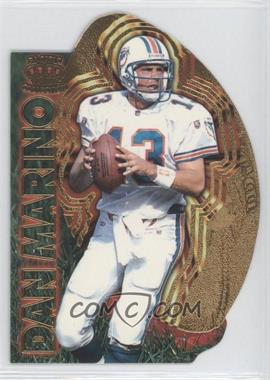 1996 Pacific Invincible - Kick-Starters #KS-8 - Dan Marino