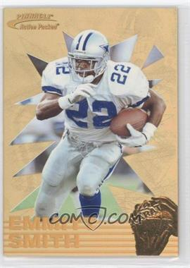 1996 Pinnacle Action Packed - 24 Karat Gold #14 - Emmitt Smith