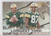 Brett Favre, Robert Brooks
