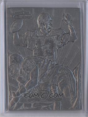 1996 Pinnacle Action Packed - Sculptor's Proof #N/A - Dan Marino