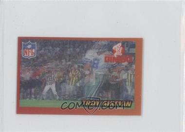 1996 Pinnacle Bimbo Mexican Bread Magic Motion - Food Issue [Base] #1 - Troy Aikman