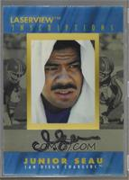 Junior Seau [Noted] #/3,000