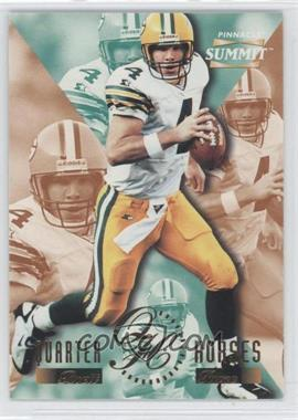 1996 Pinnacle Summit - [Base] #192 - Brett Favre