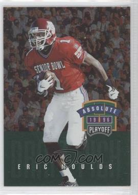 1996 Playoff Absolute - [Base] #192 - Eric Moulds