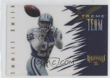1996 Playoff Absolute - Xtreme Team #XT02 - Emmitt Smith