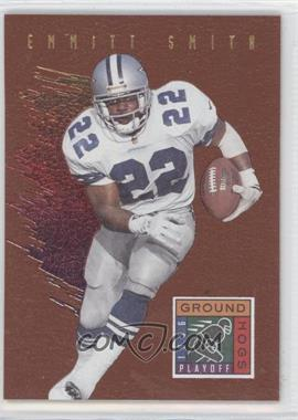1996 Playoff Contenders - Ground Hogs #GH1 - Emmitt Smith