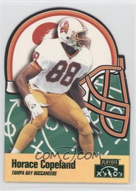 1996 Playoff Prime - X's & O's #148 - Horace Copeland