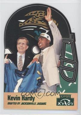 1996 Playoff Prime - X's & O's #26 - Kevin Hardy