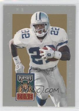 1996 Playoff Trophy Contenders - Xone #PZ-21 - Emmitt Smith