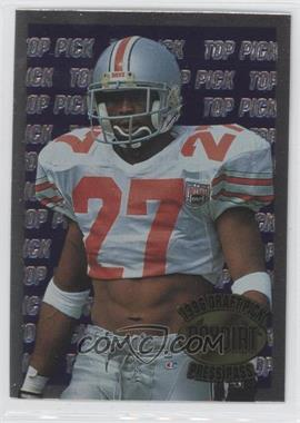 1996 Press Pass - Paydirt Eddie George #EG 3 - Eddie George