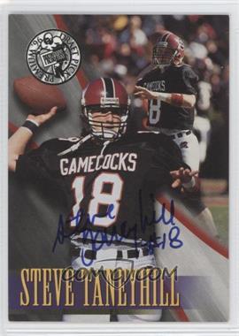 1996 Press Pass Premium - Autographs #STTA - Steve Tasker