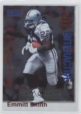 1996 Pro Line - National Convention Interactive #1 - Emmitt Smith