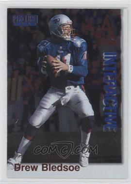 1996 Pro Line - National Convention Interactive #6 - Drew Bledsoe