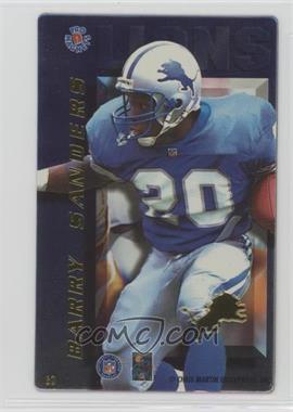 1996 Pro Magnets - [Base] #60 - Barry Sanders