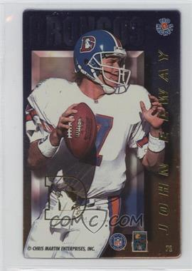 1996 Pro Magnets - [Base] #72 - John Elway