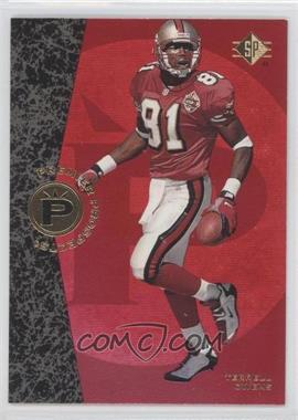 1996 SP - [Base] #7 - Terrell Owens
