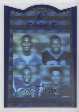 1996 SP - Force #FR1 - Lawrence Phillips, Terry Glenn, Tshimanga Biakabutuka