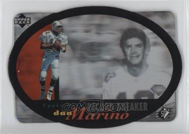 1996 SPx - [Base] #UDT-13 - Dan Marino