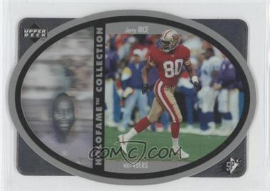 1996 SPx - Holofame Collection #Hx5 - Jerry Rice