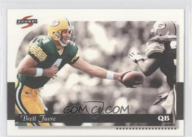 1996 Score - [Base] - Field Force #119 - Brett Favre