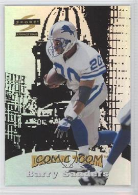 1996 Score - Dream Team - Promo #5 - Barry Sanders
